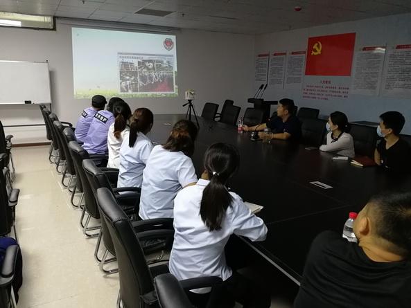 yabo亚搏集团强化安全生产组织消防安全培训