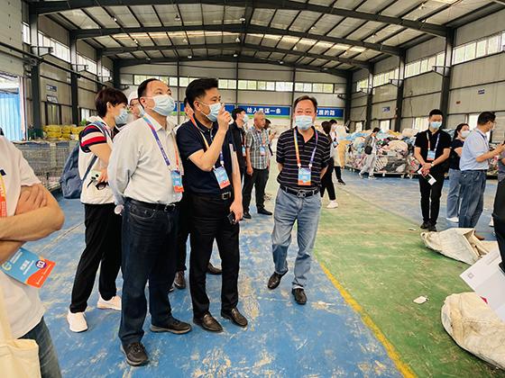 苏云董事长出席中再生协会会议并考察北京市生活垃圾分类工作